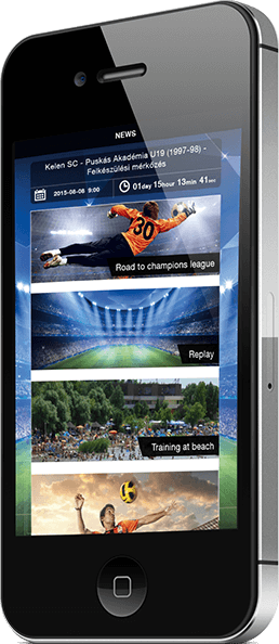 Mobile application – reaching you anywhere