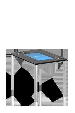 Digitális asztal