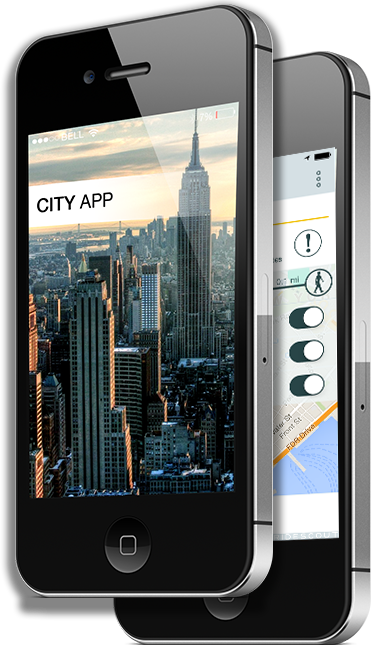Mobile application to reach you anywhere
